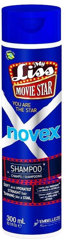 Novex My Liss Movie Star szampon wygładzający 300ml