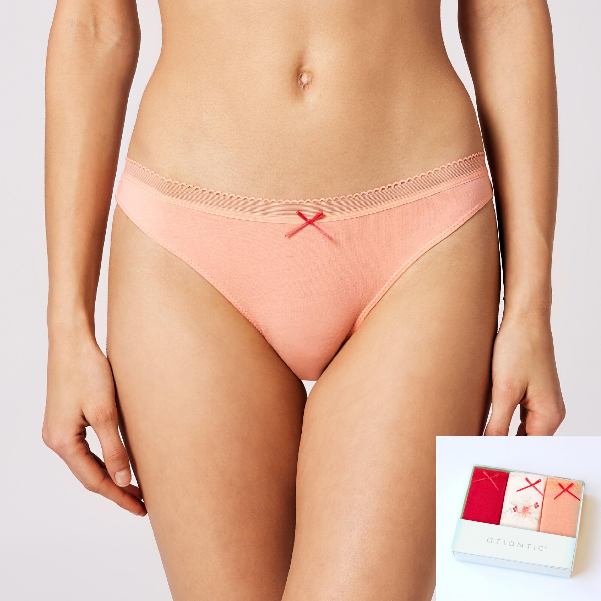 3-PACK figi mini bikini