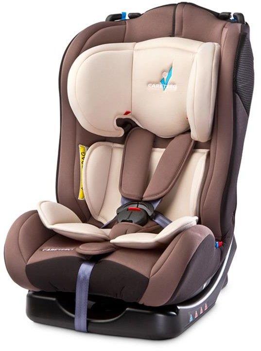 Caretero Combo fotelik samochodowy 0-25 kg Beige