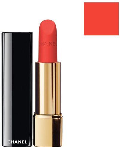 Chanel Rouge Allure Velvet Lip Colour Pomadka z matowym wykończeniem 43 La Favorite - 3,5g Do każdego zamówienia upominek gratis.