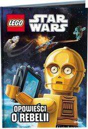 Lego Star Wars Opowieści o rebelii ZAKŁADKA DO KSIĄŻEK GRATIS DO KAŻDEGO ZAMÓWIENIA
