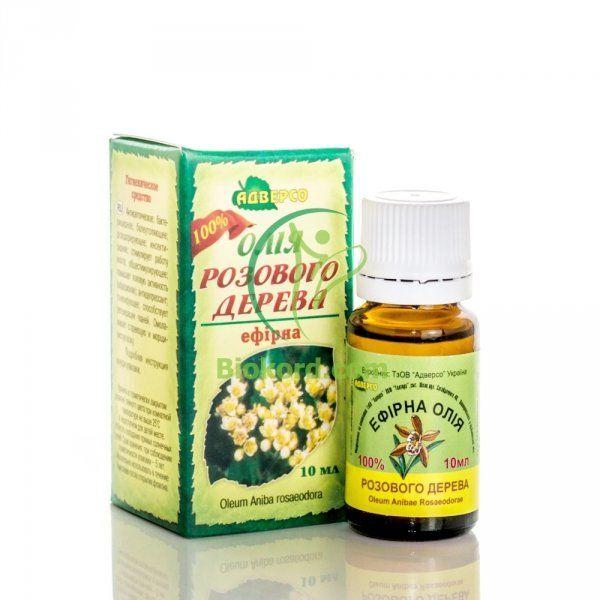 Olejek z Drzewa Różanego, Palisandrowy, 100% Naturalny Adverso