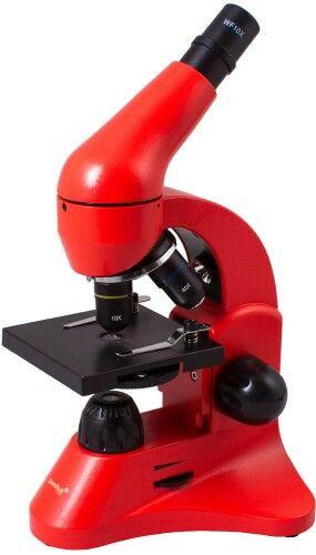 Mikroskop Levenhuk Rainbow 50L Orange Pomarańcza