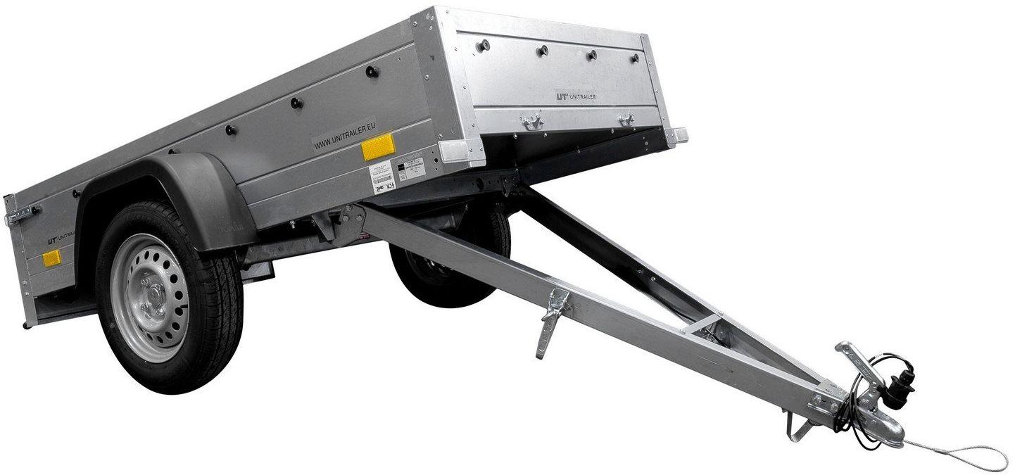 Przyczepa Unitrailer GARDEN TRAILER 200 KIPP (NEW)