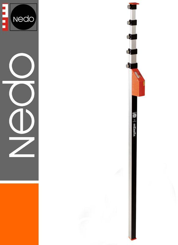 Przymiar teleskopowy 1,03-5,00m mEssfix-S NEDO