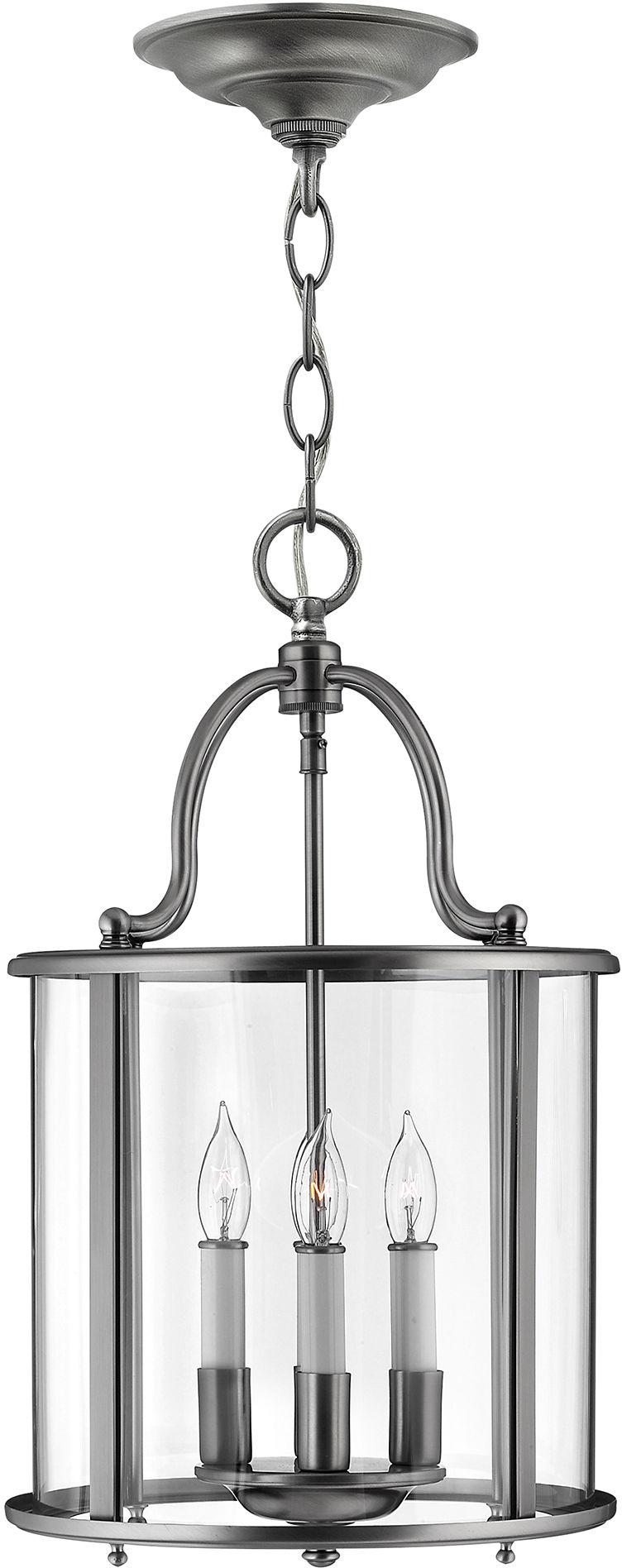 Lampa wisząca Gentry HK/GENTRY/P/M PW Hinkley klasyczna oprawa w dekoracyjnym stylu