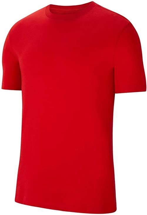 Nike T-shirt męski Team Club 20 Tee czerwony/biały (University Red/White) XXL