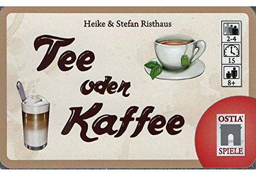 Gry Ostia TK002 - herbata lub kawa
