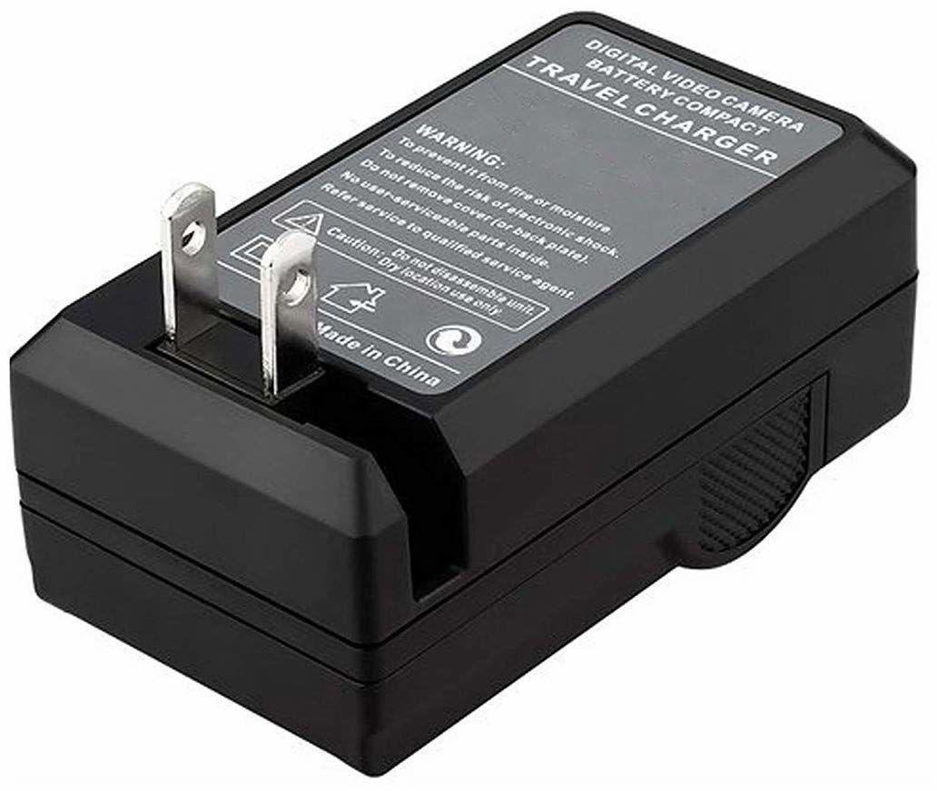Amsahr cyfrowa zamienna mini ładowarka podróżna do Panasonic DMW-BCJ13, DMW-BCJ13PP, DMW-BCJ13E kamera