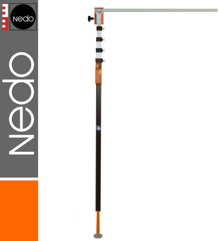 Przymiar teleskopowy Messfix-S LKW 5m NEDO