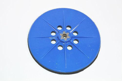 Tarcza do mocowania papieru ściernego z otworami szlifierki DEDRA XDED7743.02