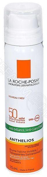 La Roche-Posay Anthelios lekka mgiełka orzeźwiająca do twarzy SPF 50 75 ml