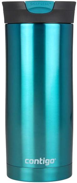 Contigo Kubek termiczny Huron Turkusowy 470 ml
