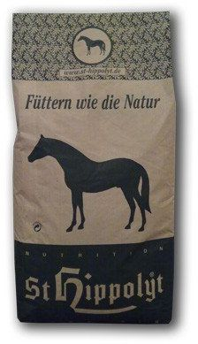 Musli bezowsowe dla koni sportowych SPORTS MUSLI 20kg - ST HIPPOLYT