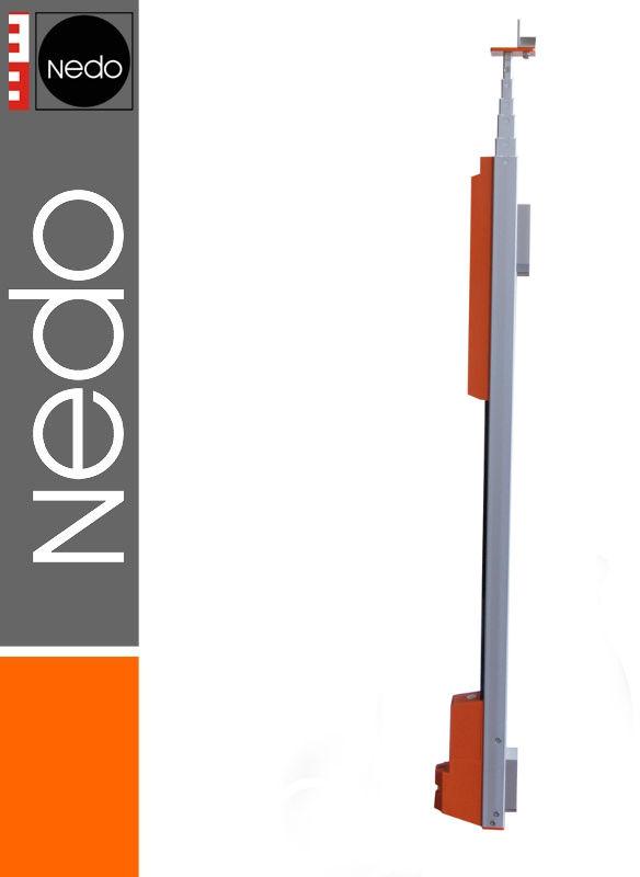 Przymiar teleskopowy elektroniczny 0.1 mEsstronic NEDO
