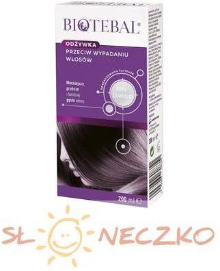 Odżywka do włosów przeciw wypadaniu 200 ml Biotebal