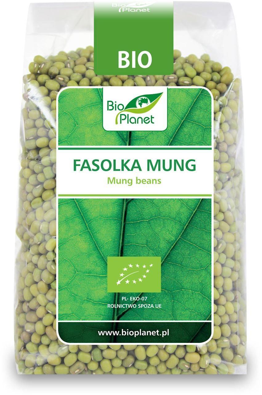 Fasolka Mung BIO 400g - Bio Planet