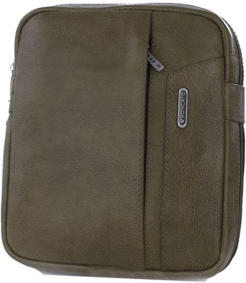 Roncato Panama DLX, rozszerzalna torba męska rozmiar uniwersalny Foresta