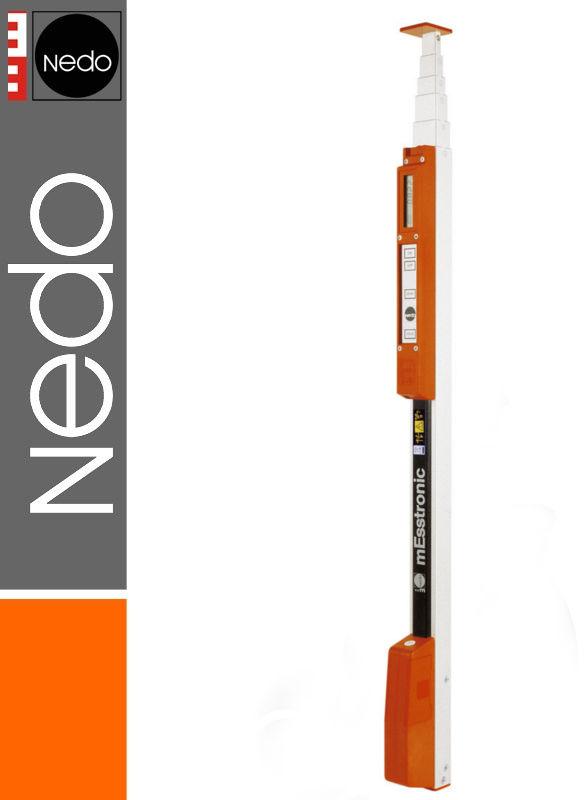 Przymiar teleskopowy elektroniczny 0,70-3,00m mEsstronic Easy NEDO
