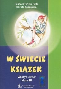 W świecie książek 3 Zeszyt lektur