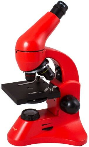 Mikroskop Levenhuk Rainbow 50L PLUS Orange Pomarańcza