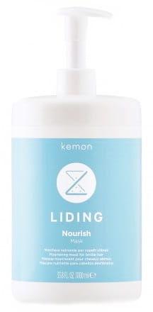 Kemon Liding Nourish maska odżywcza suche włosy 1000ml