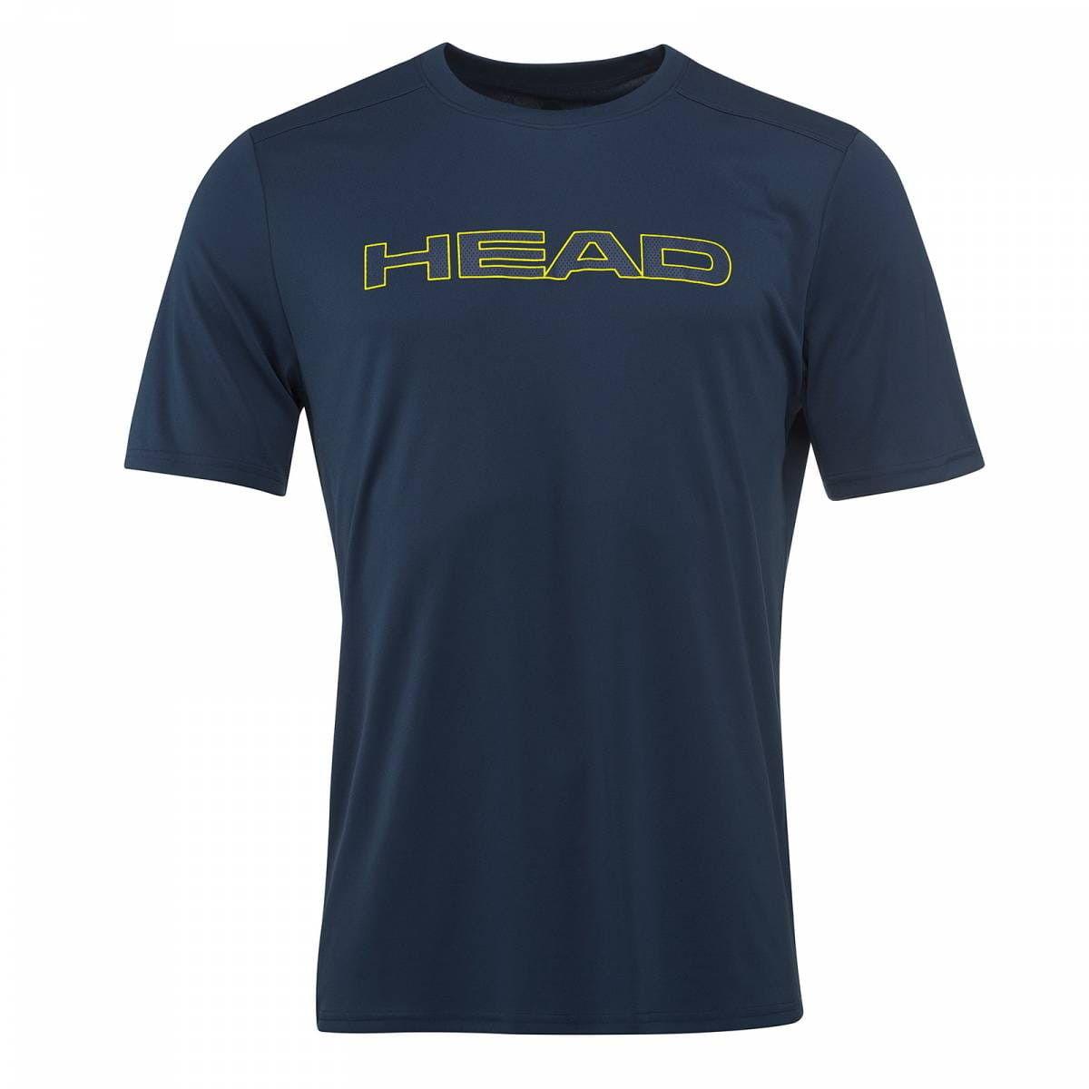 Head Basic Tech T-Shirt - navy