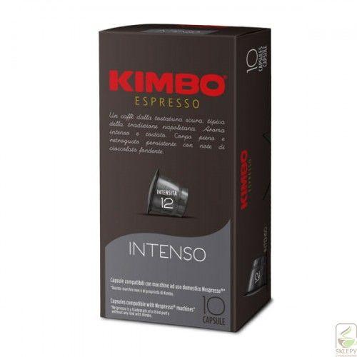 Kimbo Espresso Intenso 10 kapsułek Nespresso
