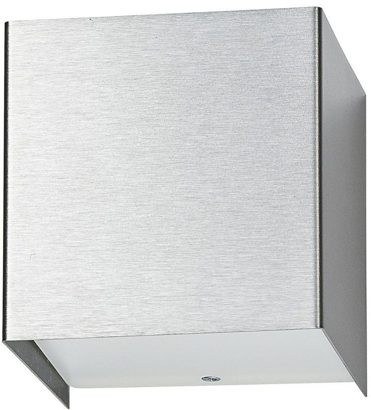 Cube Silver 5267 - Nowodvorski - kinkiet nowoczesny  GWARANCJA NAJNIŻSZEJ CENY!