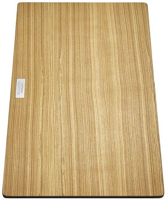 BLANCO Deska drewniana jesion, 280x445, [CLARON Steamar System Plus] 233106 Płać mniej za zakupy u nas - (22)266 82 20 Zapraszamy :)