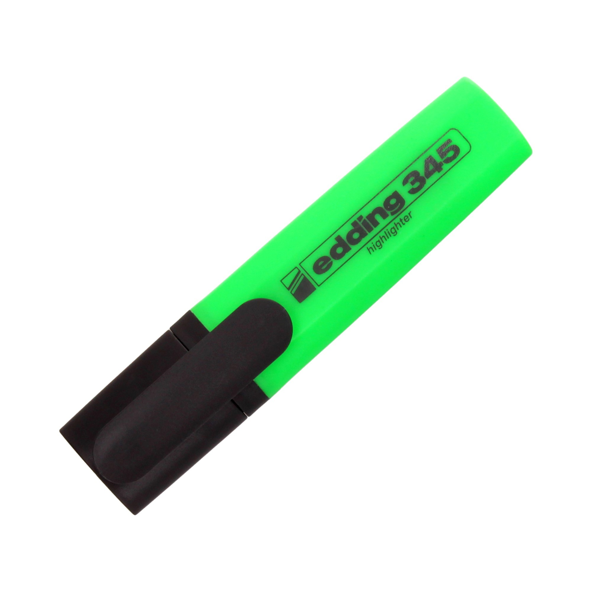 Zakreślacz zielony Edding 345
