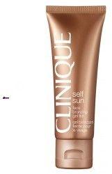 Clinique Self Sun żel brązujący do twarzy 50 ml