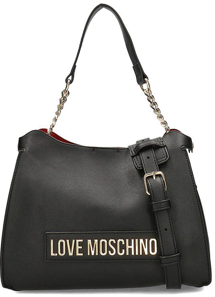 Love Moschino - Torebka Damska - JC4068PP1BLK000A