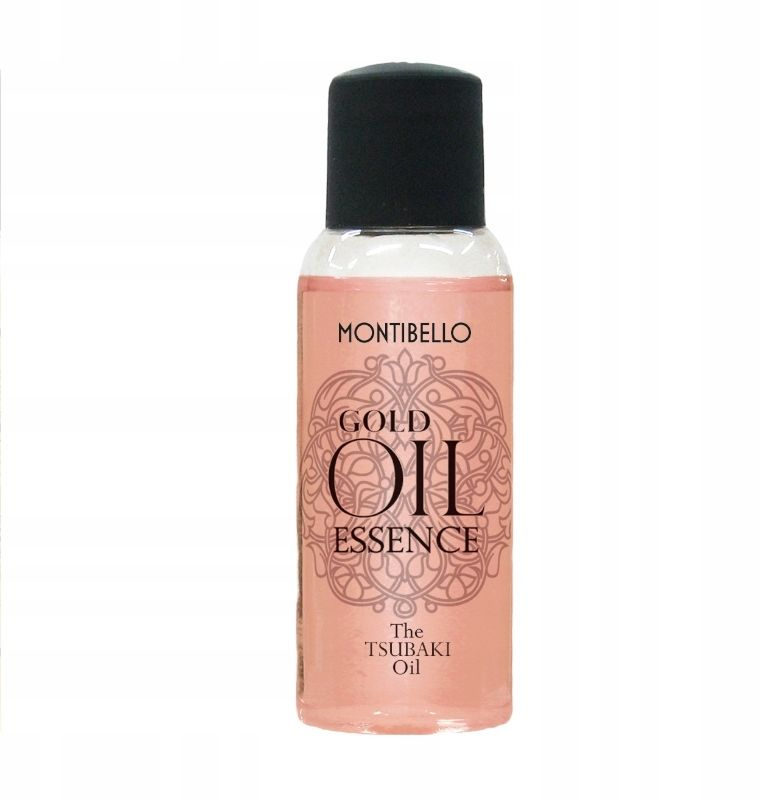MONTIBELLO GOLD OIL ESSENCE Olejek Tsubaki 30ml