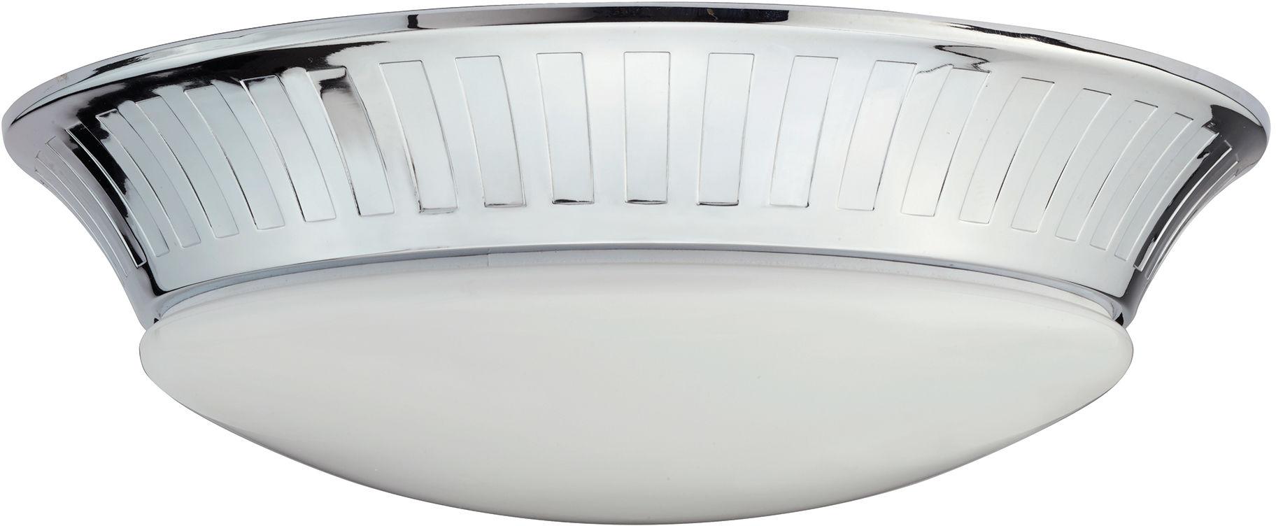 Plafon łazienkowy Whitby BATH/WHITBY/F Elstead Lighting dekoracyjna oprawa w kolorze chromu