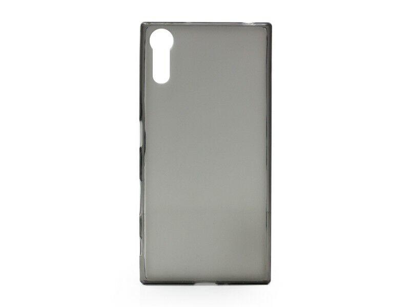 Sony Xperia XZs - etui na telefon FLEXmat Case - czarny