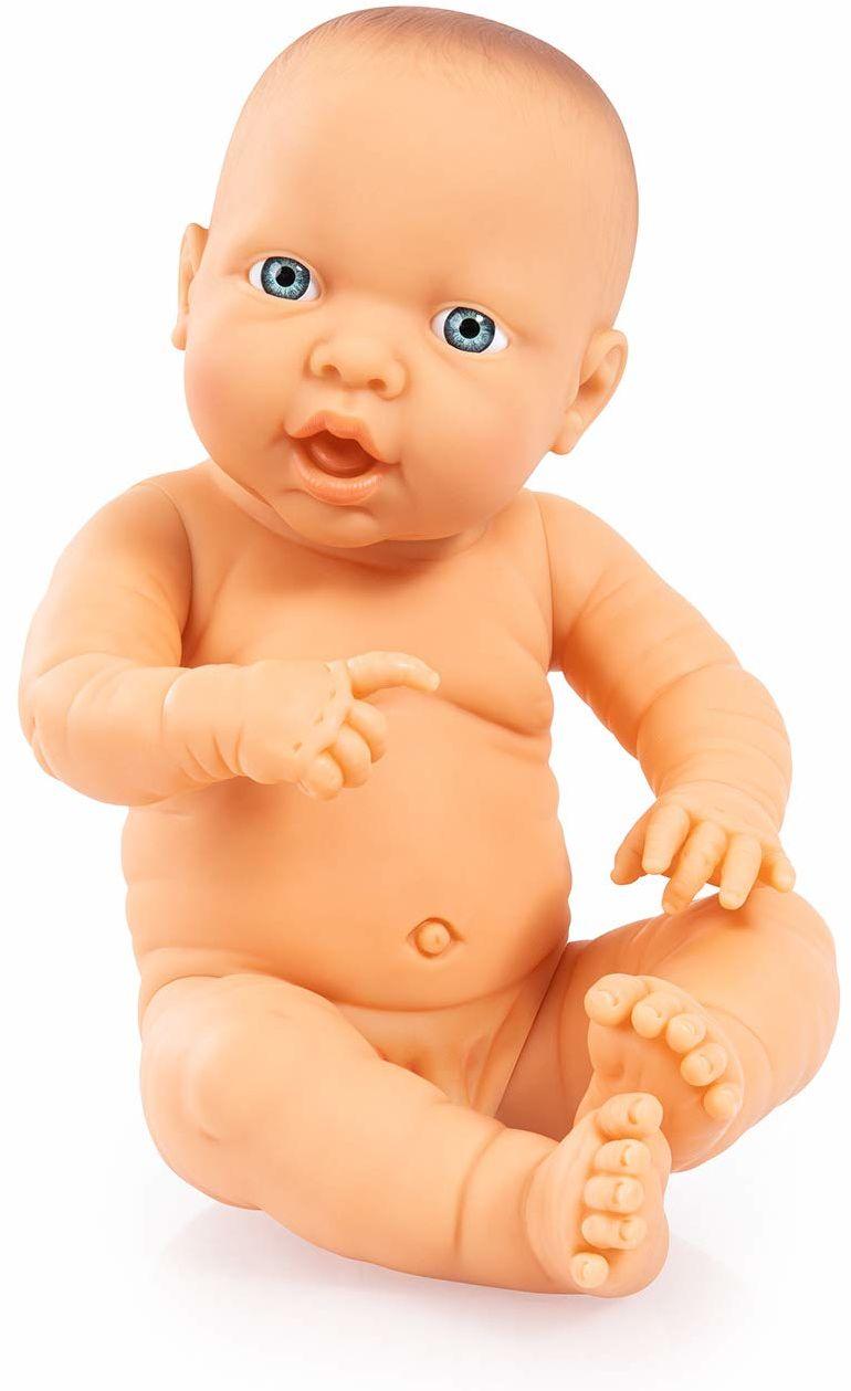 Bayer Design 9420002 - noworodek niemowlęcy WB chłopcy, 40 cm