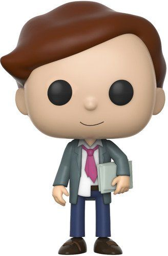 FUNKO POP! ANIMATION: Rick and Morty S3 - Lawyer Morty