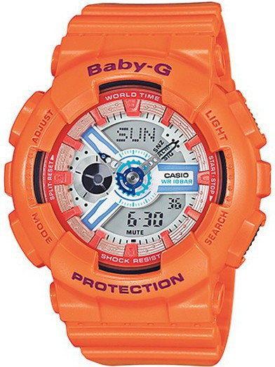Zegarek Casio BA-110SN-4AER - CENA DO NEGOCJACJI - DOSTAWA DHL GRATIS, KUPUJ BEZ RYZYKA - 100 dni na zwrot, możliwość wygrawerowania dowolnego tekstu.