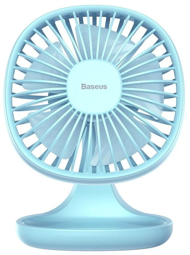 Wentylator biurkowy Baseus Pudding Shaped Fan Blue