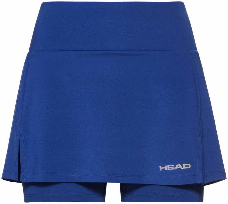 Head Club Basic Skort W - royal