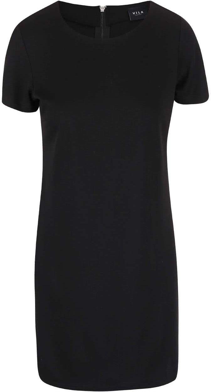 Vila czarny sukienka - XS