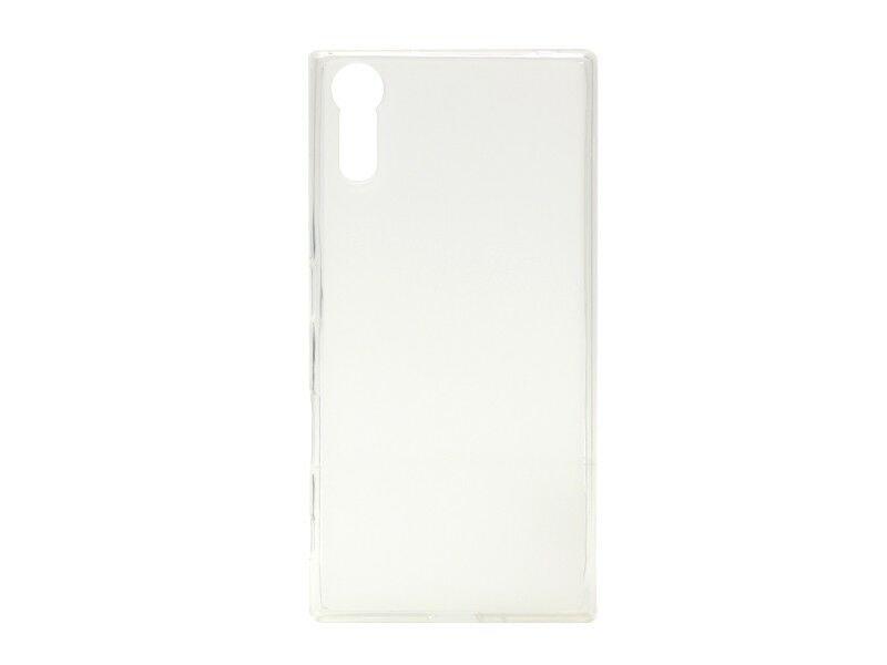 Sony Xperia XZs - etui na telefon FLEXmat Case - biały