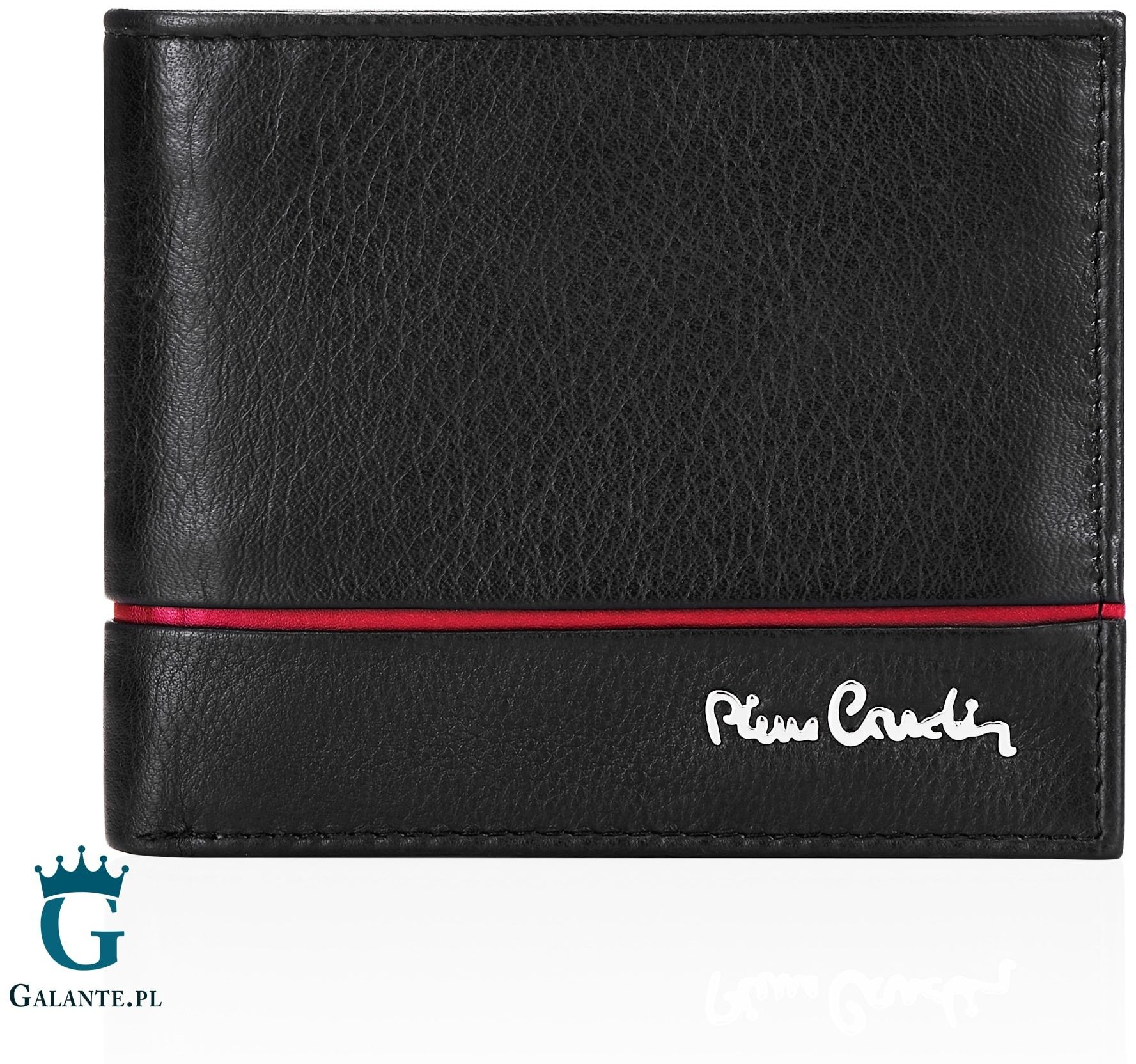 Mały portfel męski pierre cardin tilak15 8824