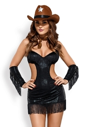 Sheriffia kostium 5 częściowy