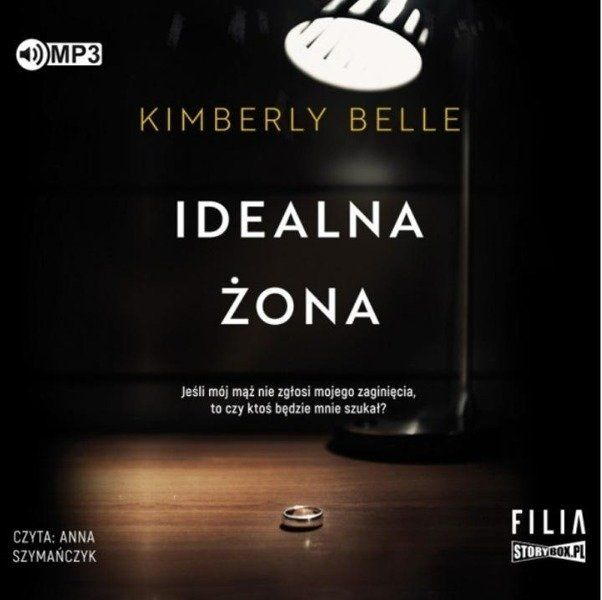 Idealna żona audiobook - Kimberly Belle