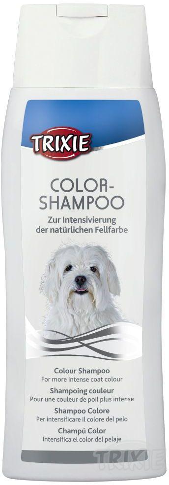 Szampon (trixie) Color WHITE