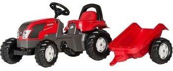 Rolly Toys Traktor na Pedały Przyczepa Valtra