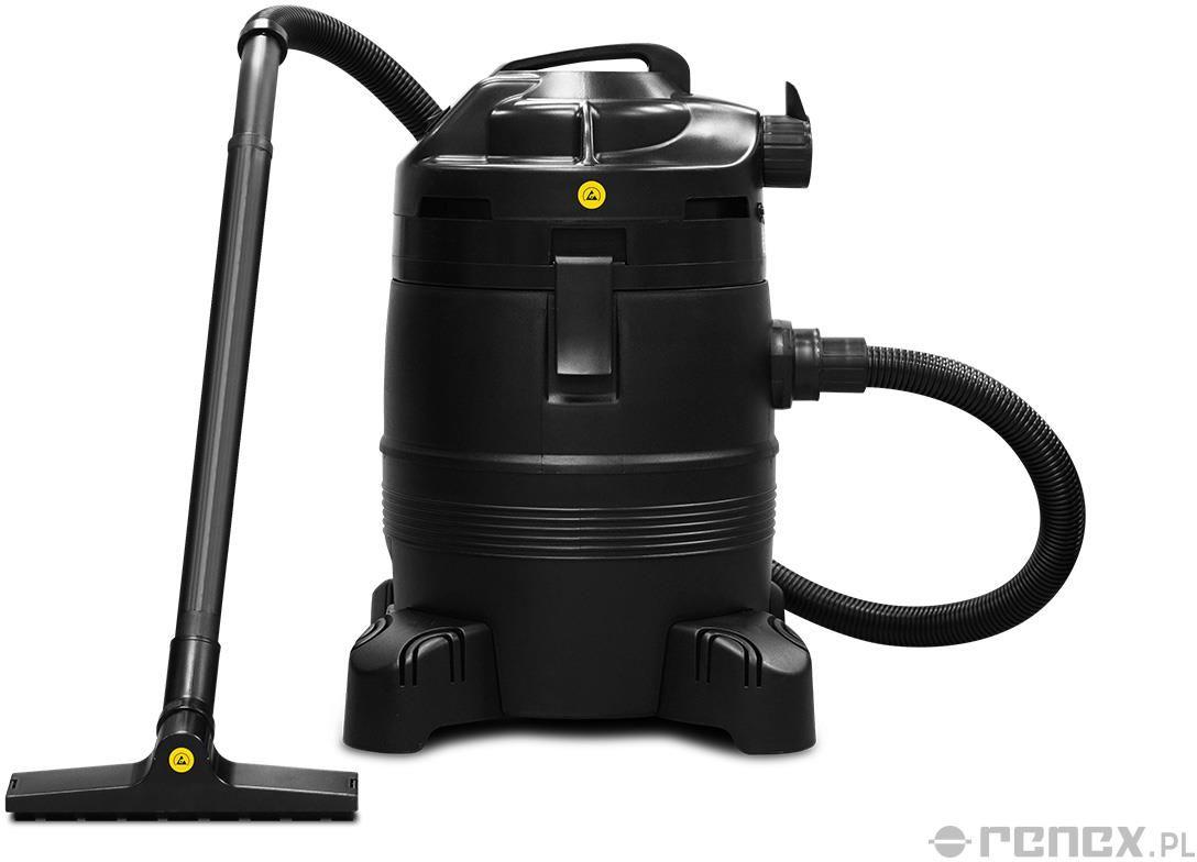 Odkurzacz ESD z filtrem HEPA - pojemność 35L