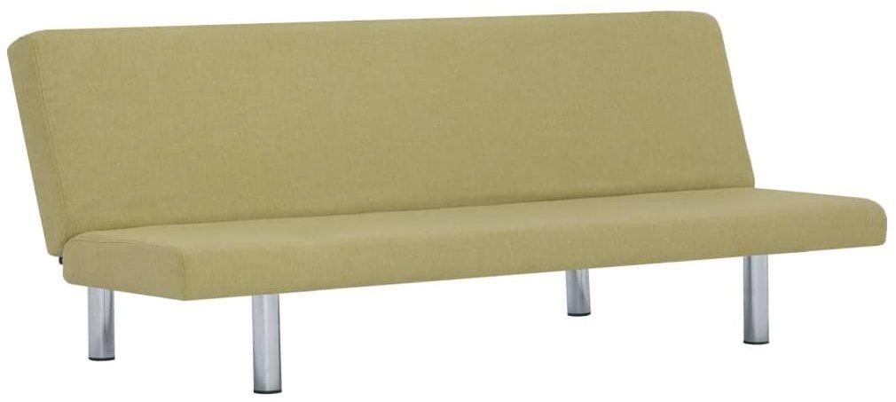 Tapicerowana sofa Melwin 2X  zielona